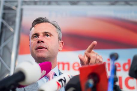 Norbert Hofer verso la vittoria