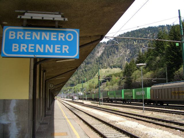 chiusura Brennero