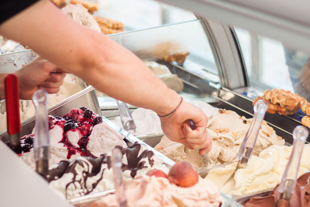 gelaterie in franchising
