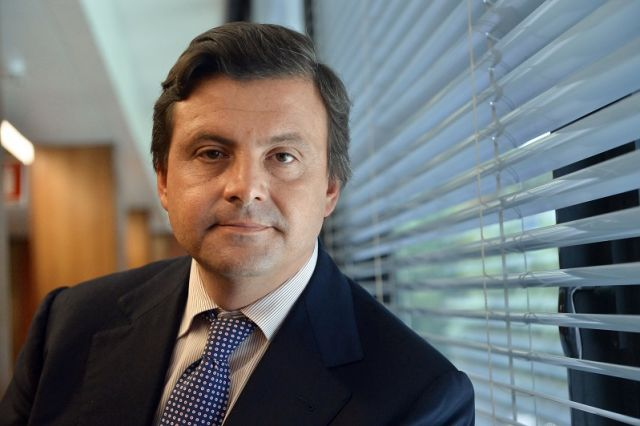 CARLO CALENDA SOTTOSEGRETARIO SVILUPPO ECONOMICO
