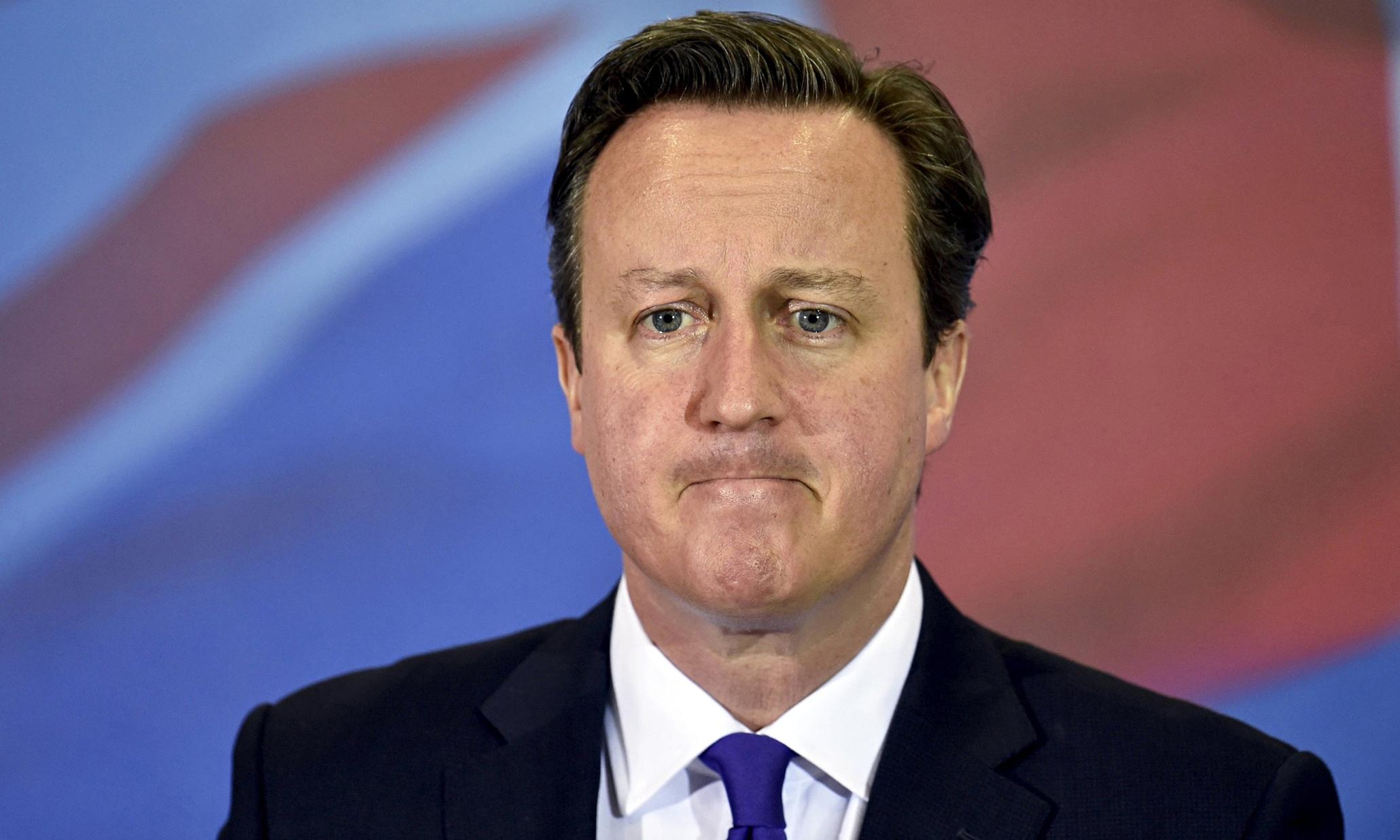 David Cameron contro Brexit