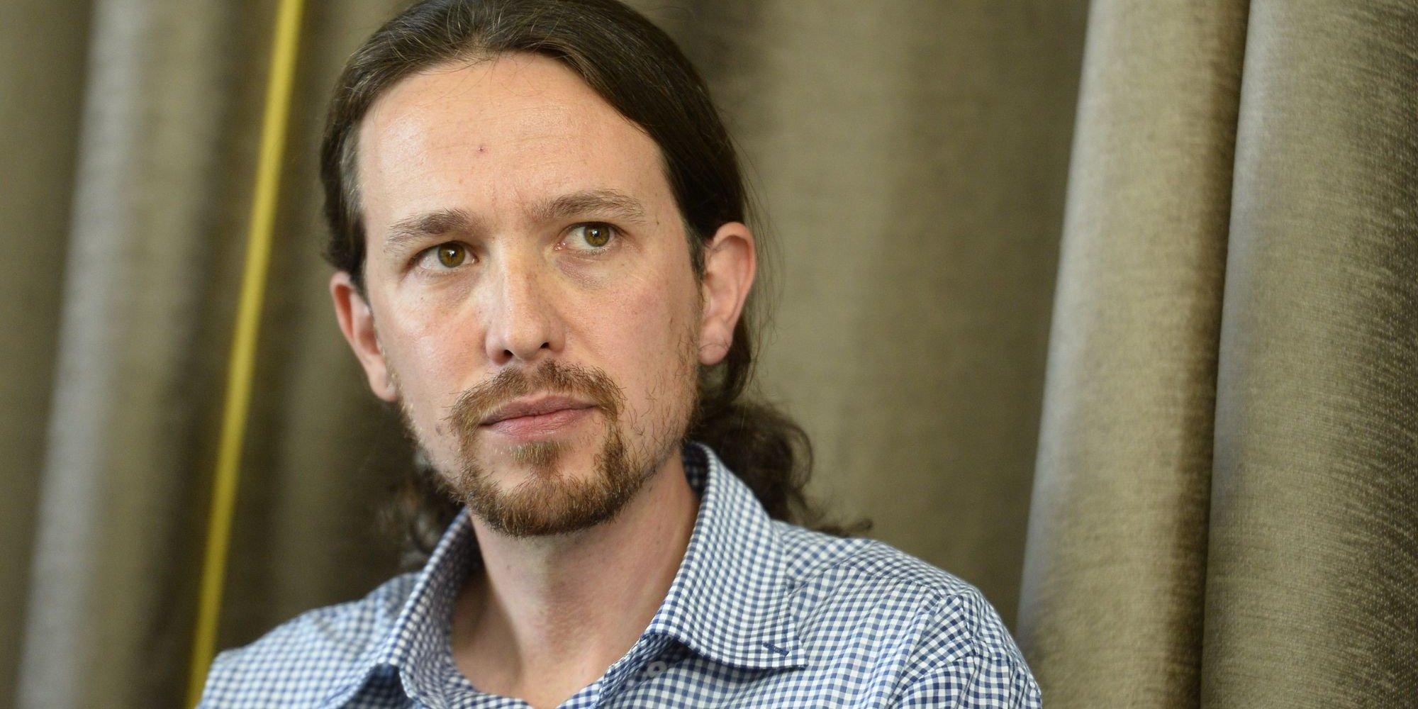 Leader di Podemos, elezioni in Spagna