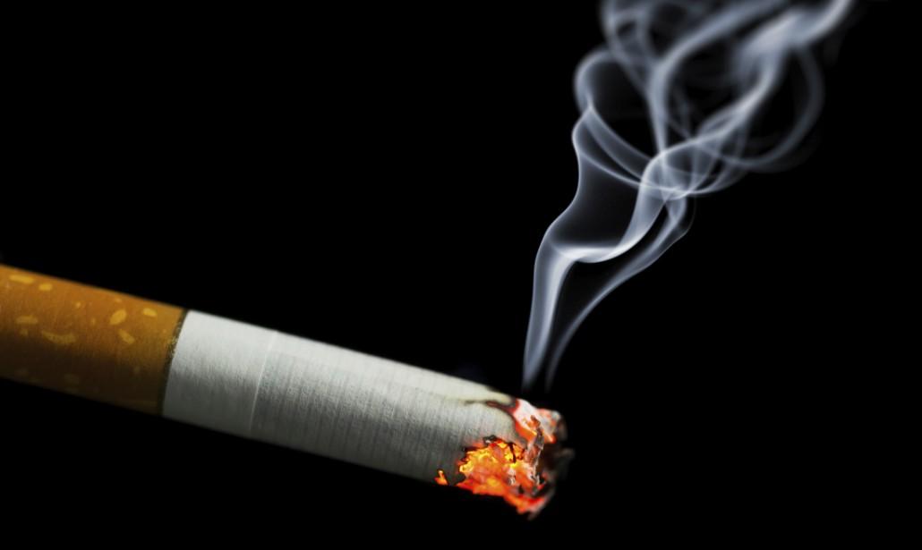 sigaretta proibire