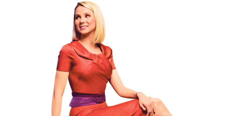 Marissa Mayer ha capitanato Yahoo negli ultimi anni