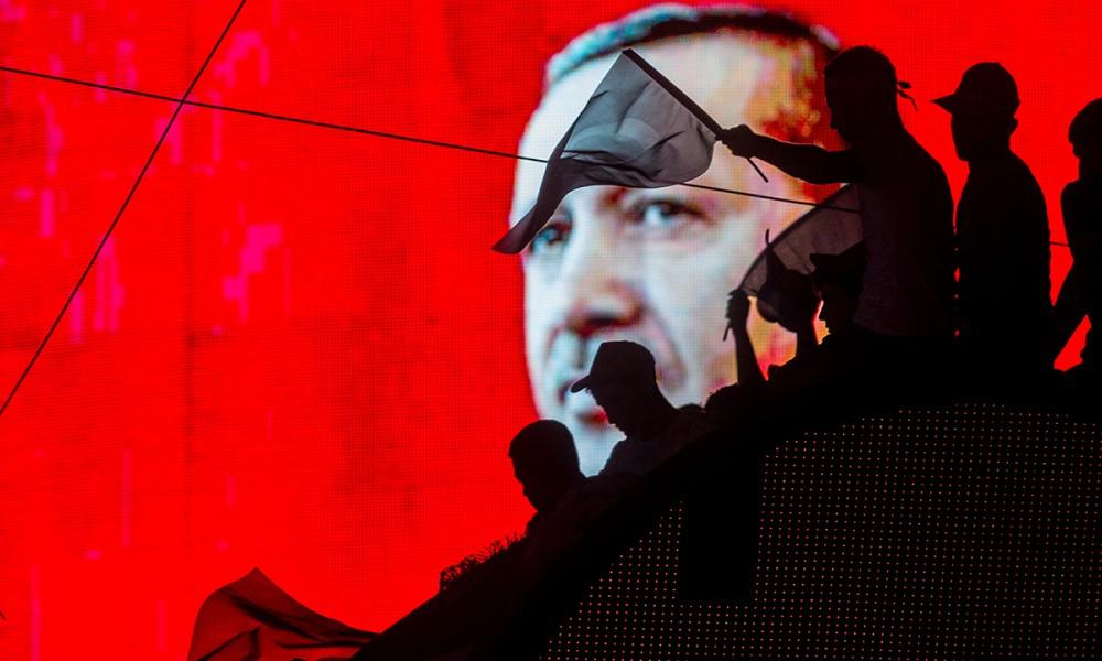 colpo di stato fallito in Turchia