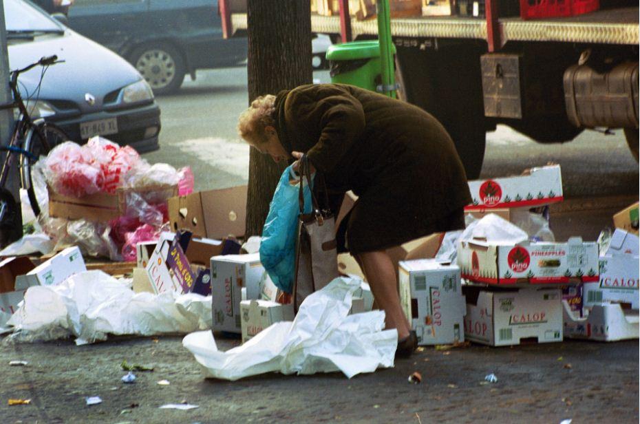 Italia con sempre più poveri