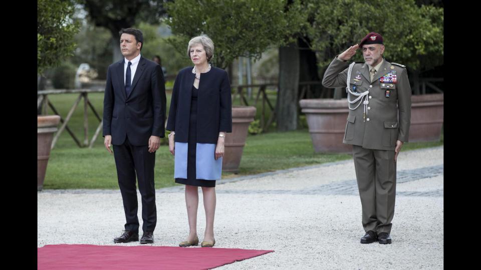 Collaborazione Italia e Gran Bretagna sempre solida
