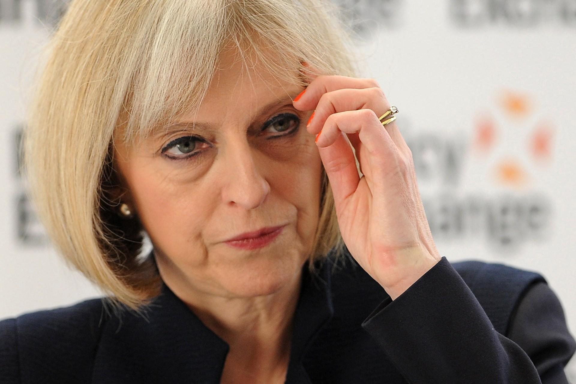 Theresa May nuovo premier britannico