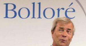 vincent bolloré e l'acquisto di Mediaset