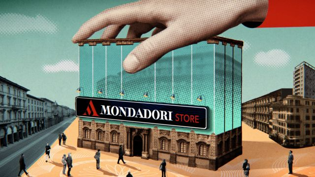 Mondadori Store franchising premio SMAU