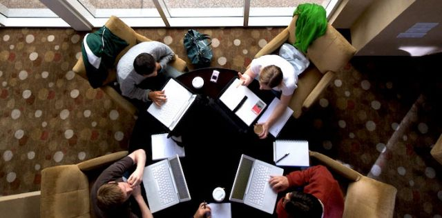 Management aziendale riunione