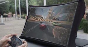 spud monitor display