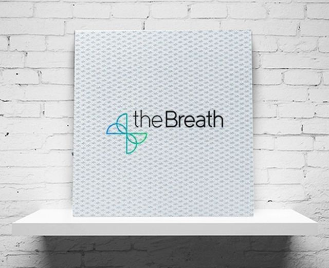 anemotech The Breath, il tessuto ecosostenibile