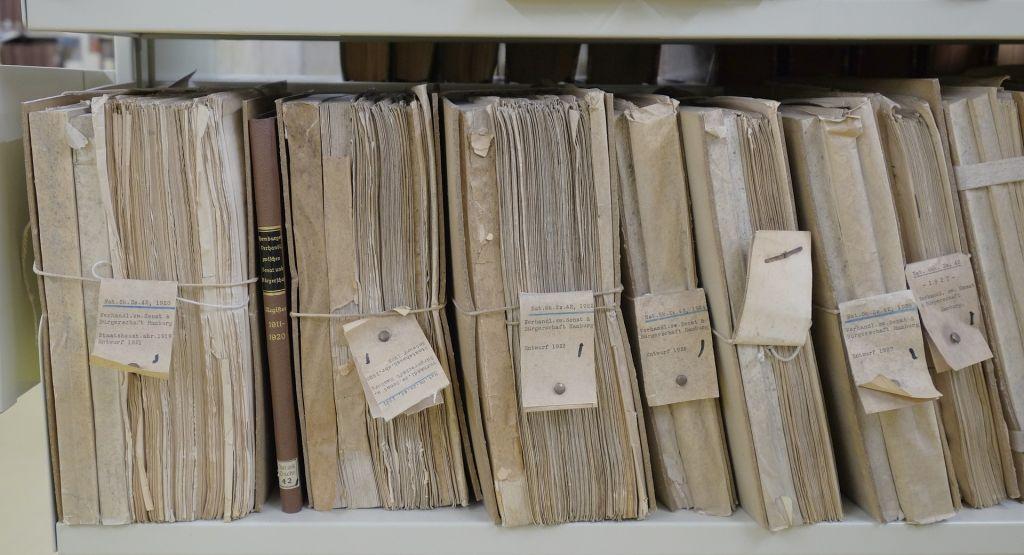 archivi da cartacei a digitali