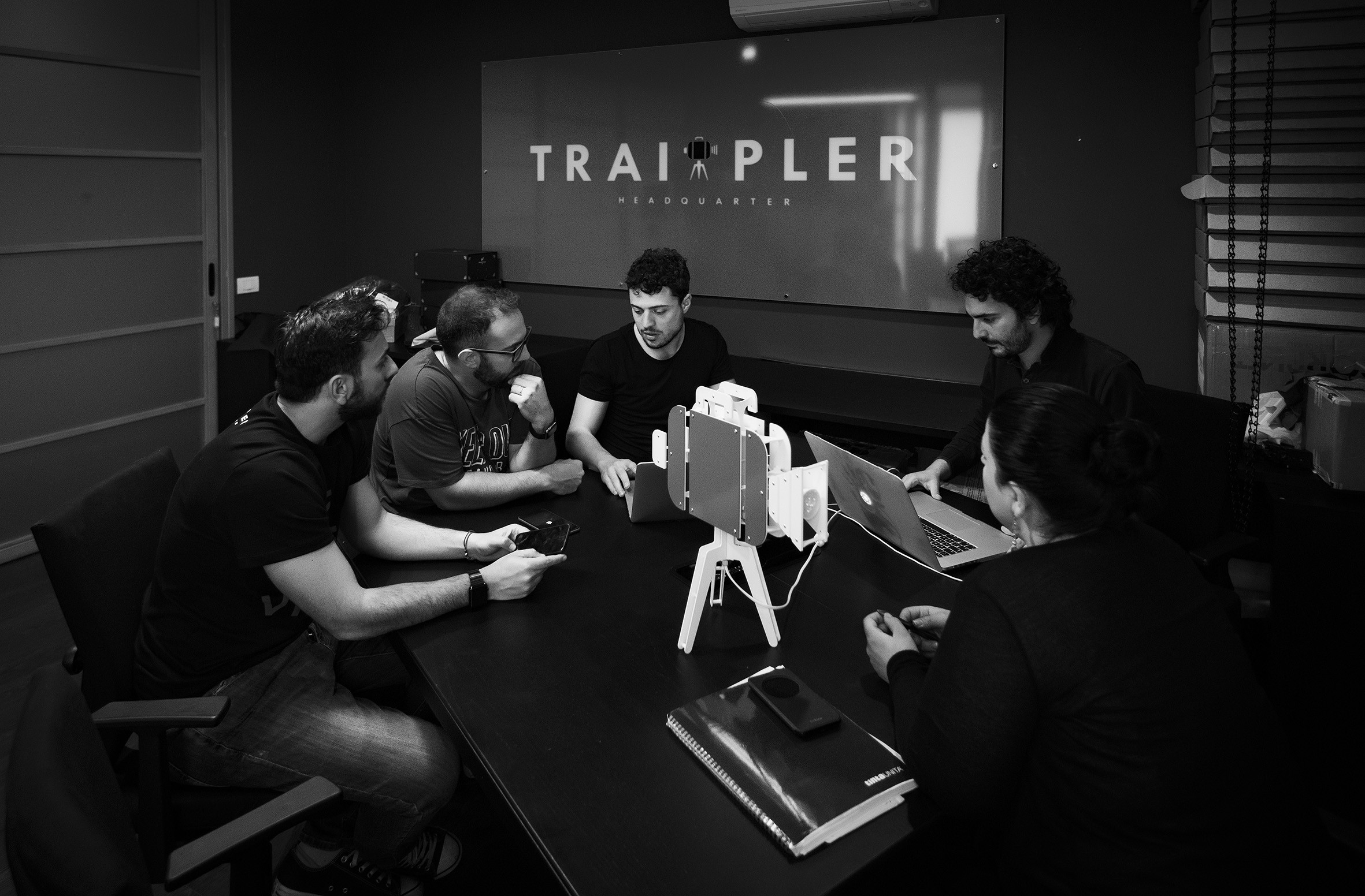 Founder Traipler