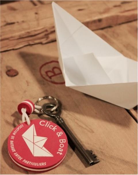 click & Boat - Edouard Gorioux e Jérémy Bismuth
