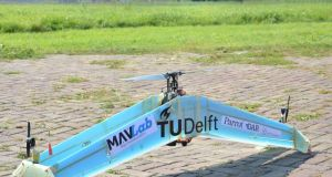 delftacopter drone