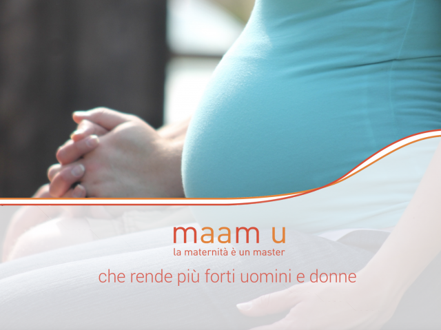 maam maternity as a master