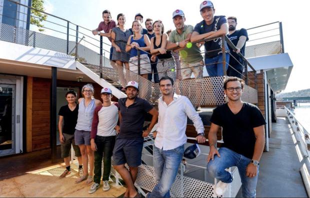Click & Boat Team
