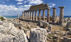 selinunte cultura e turismo in sicilia