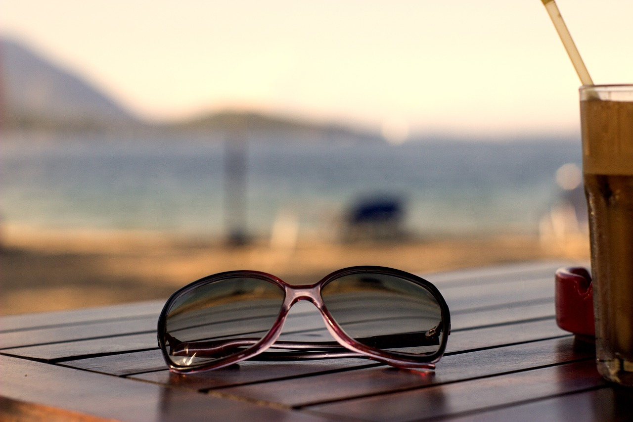 occhiali di design