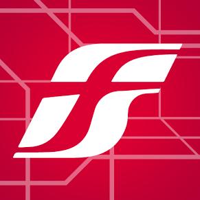 Trenitalia logo app