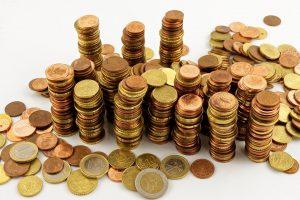 monete 1 e 2 centesimi_