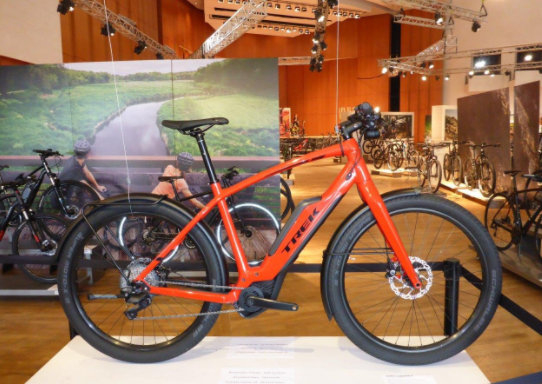e-bike un modello top di gamma