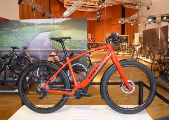 e-bike un modello top di gamma