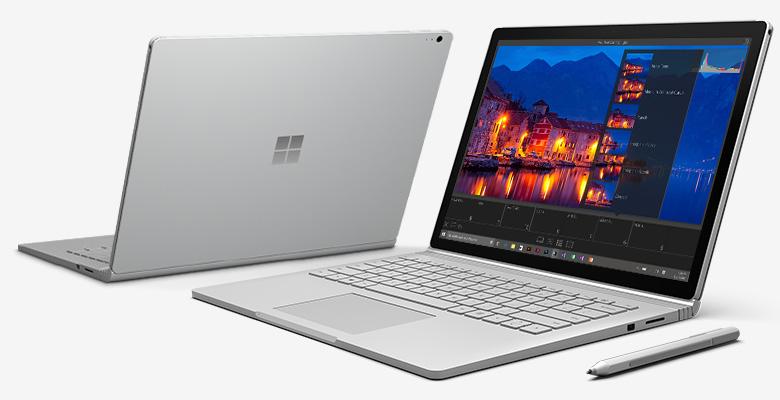 Prime immagini del nuovo Microsoft Surface Pro
