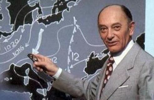 previsioni meteo - il colonnello Bernacca