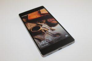 Avanzata cinese degli smartphone