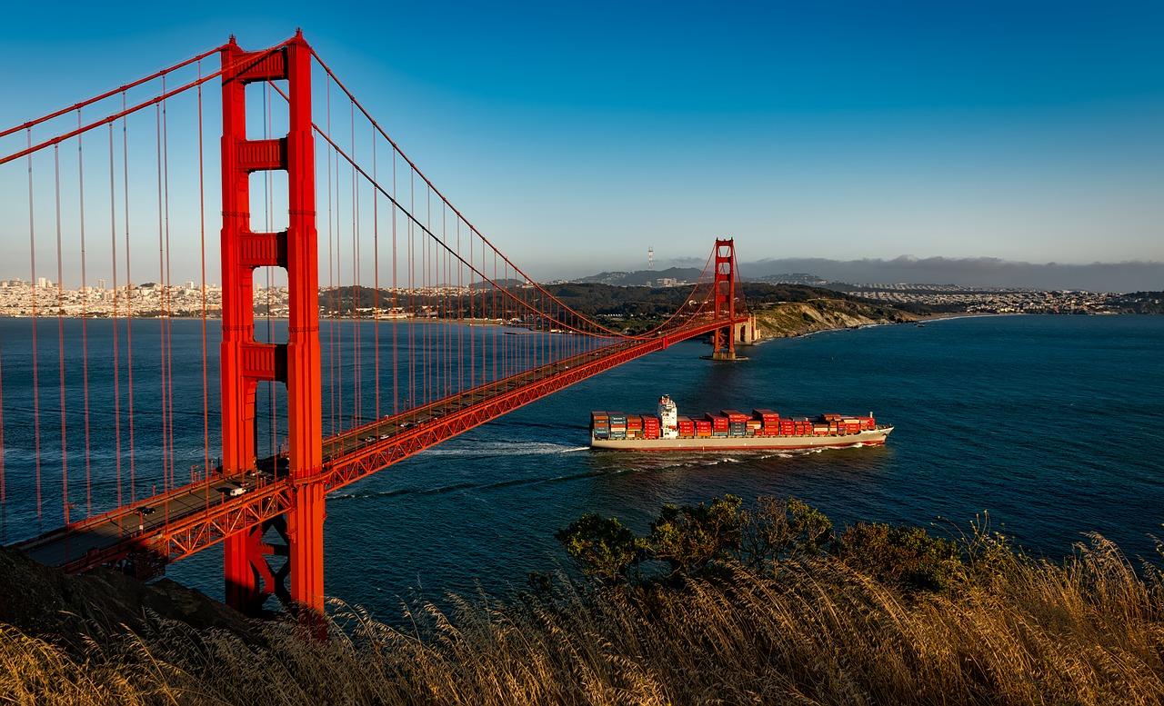 voli low cost Italia-Usa-Norwegian-San Francisco-golden-gate-bridge