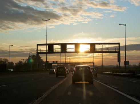 automobile - autostrada