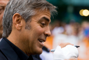 George Clooney - Una veduta di Cabo San Lucas