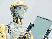 intelligenza artificiale robot lavora