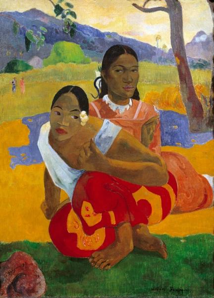 Nafea-Gauguin