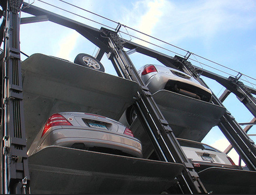 automobile - parking