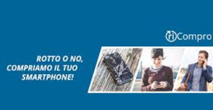 cellulari ricondizionati - pubblicità di riCompro