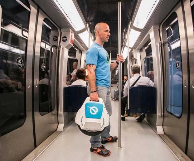 monoruota elettrico - Solopattino in metro