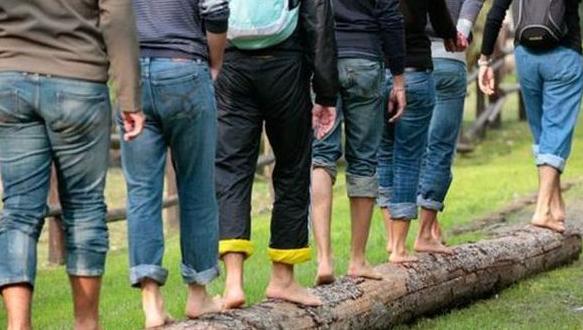 piedi nudi - Barefooting