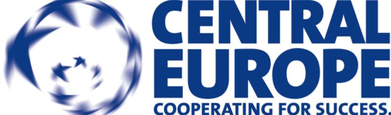 programmi UE - logo Central Europe
