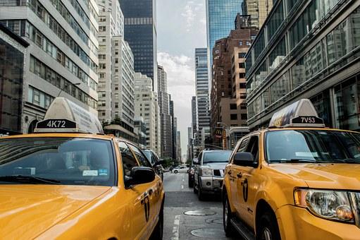 taxi in condivisione
