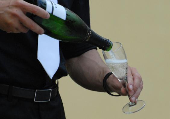 vino italiano - bollicine