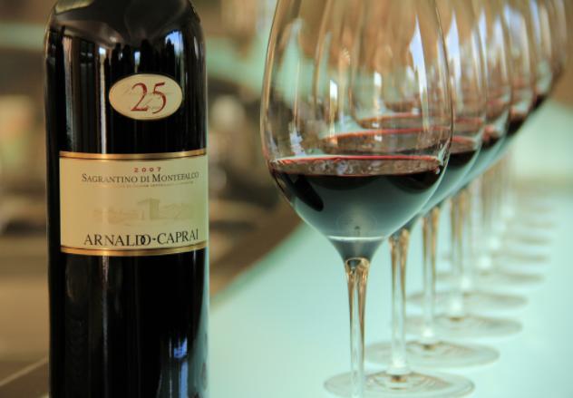 vino italiano - degustazione