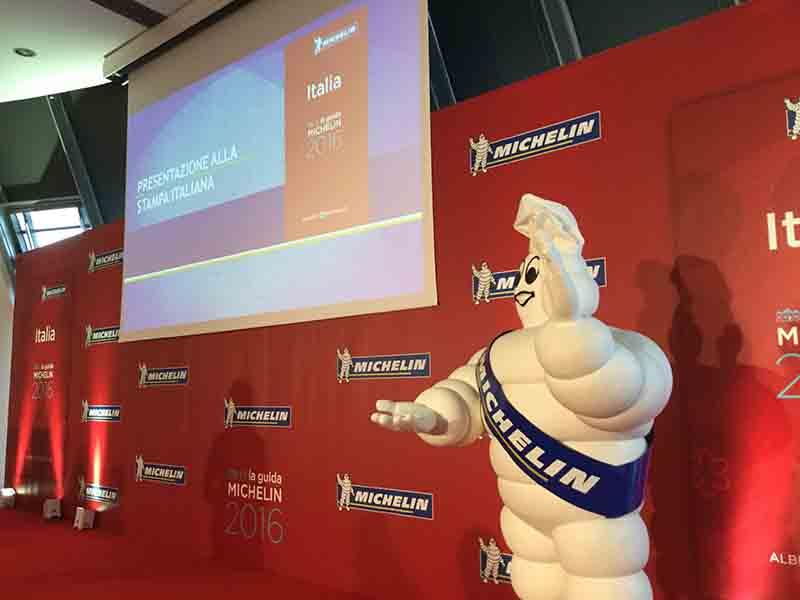 La guida Michelin raccoglie tutti i nomi degli chef stellati italiani