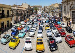 Fiat 500 al MoMa per celebrare i 60 anni dal lancio