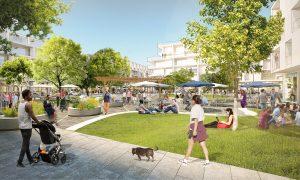 Il progetto degli appartamenti nella Silicon Valley secondo Facebook