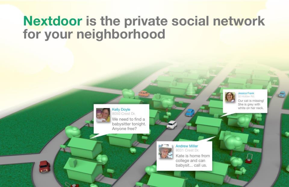 Un social network privato che avvicina le persone