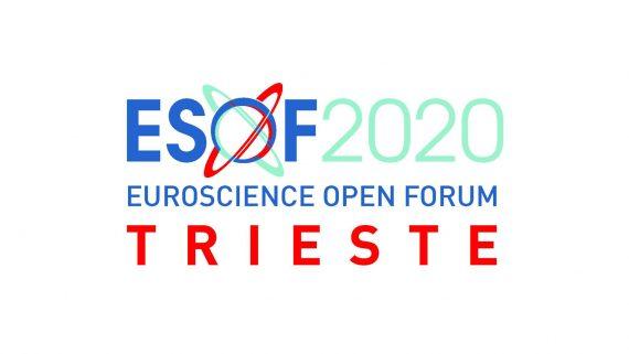 Trieste, logo dell'ESOF 2020